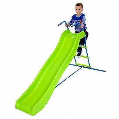 Slide Playground Slides Outdoor Wavy Childrens Toys