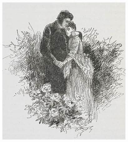 Jane Eyre Illustrations Romantic Rochester Mr Fall