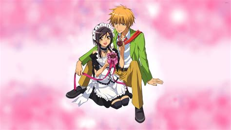 Anime Sama Wallpaper - misaki ayuzawa and takumi usui sama wallpaper