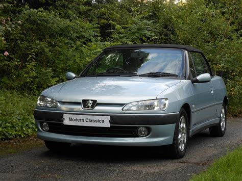 used peugeot used 2000 peugeot 306 cabriolet s for sale in lancashire