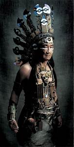 Fashion and Action: Steampunk Native Americans Well