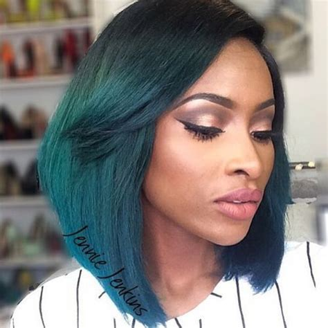 Black Weave Bob Hairstyles by 60 Showiest Bob Haircuts For Black
