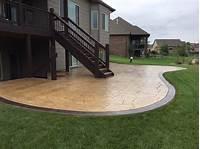 excellent stamped concrete patio design ideas Concrete Patio Design Ideas | Noticiasefama.com
