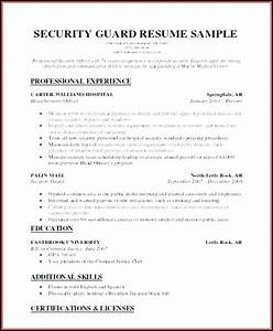 Costco Resume Examples Jobs For Security Guard Job Applications Resume
