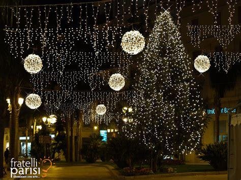 illuminazione natalizia fratelli parisi luminarie illuminazione natalizia