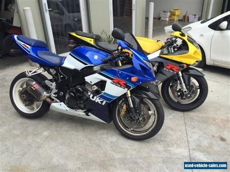 Suzuki Gsxr 750 Parts by Suzuki Gsxr 750 For Sale In Australia