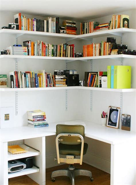how to make a corner desk how to make the most of a small corner desk