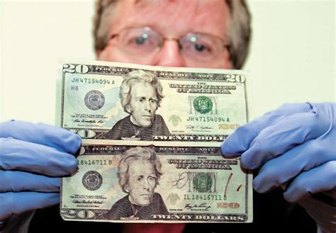 wave  counterfeit bills showing   local businesses local tdncom