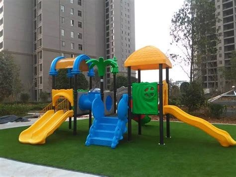 residential area children playground equipment ce 179 | Residential Area Children Playground Equipment CE Certified Kids Outdoor Play Slide Direct Factory HZ 5927
