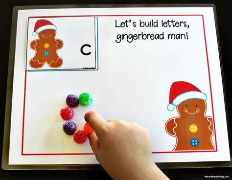 the best kindergarten and preschool gingerbread theme 742 | gingerbread preschool activities 6