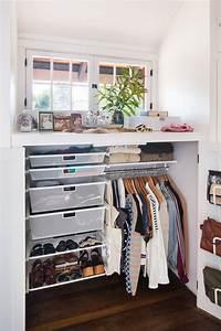 perfect small closet design 15 Perfect Storage And Closet Design Ideas