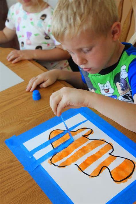 week lesson plans for kindergarten amp 1st 178 | clown%2Bfish