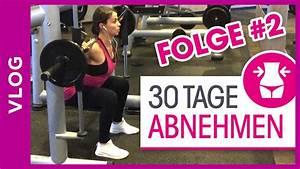 30 Tage Fitness : erste herausforderungen kalorien verf hrung stress folge 2 30 tage abnehmen fit mit ~ Frokenaadalensverden.com Haus und Dekorationen