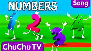The Numbers Song Learn To Count From 1 To 10 Number