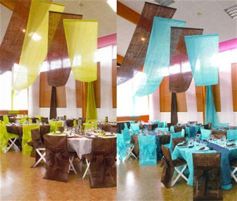 noeud pour chaise mariage gt décoration de salle de mariage espace fête