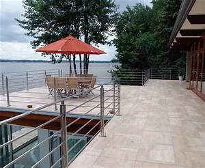 pourquoi la ceramique plancher select With ceramique pour terrasse exterieur