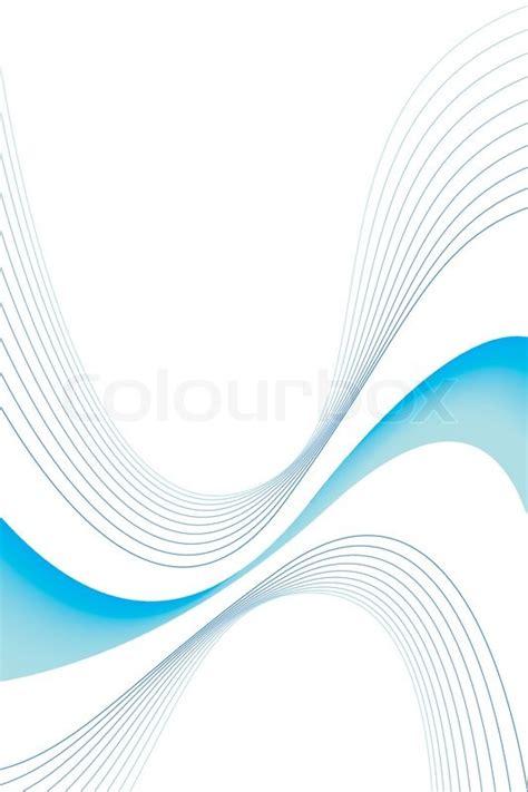 abstract blue swirls design  plenty  copyspace