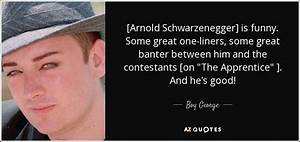 Boy George quot... Funny Banter Quotes