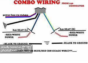 S40 Heated Seat Wiring Diagram