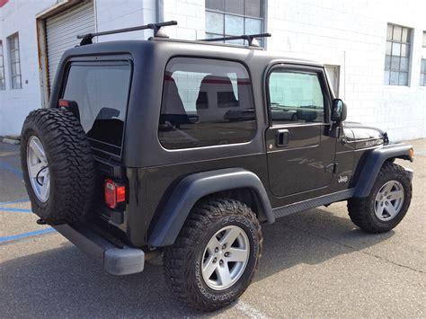 jeep hardtop rally tops quality hardtop for jeep wrangler tj 1997 2006