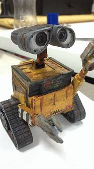 Wall-e 3D Printed
