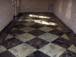 acid etched concrete crowdbuild for With acid etch garage floor