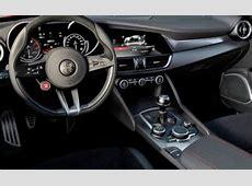 2017 Alfa Romeo Giulia's Interior Images Surface [Video