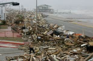 Hurricane Ike Galveston