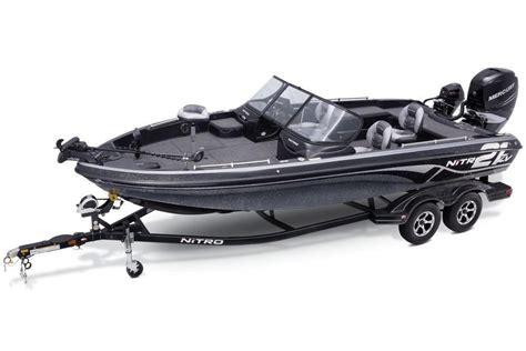 Nitro Deep V Boats For Sale by 2017 New Nitro Zv21 Z Pro Package Bass Boat For Sale