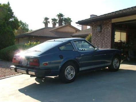 nissan datsun 1980 purchase used 1980 datsun nissan 280zx in hemet