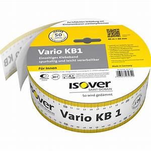 Isover Vario Kb1 : isover klebeband vario kb1 60 mm x 20 m kaufen bei obi ~ Eleganceandgraceweddings.com Haus und Dekorationen