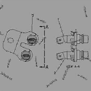 1097193 Sensor Group-speed -timing - Engine