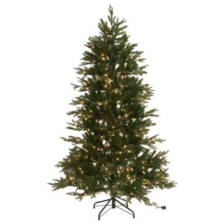 regency christmas trees jackson fir regency 6 frasier fir pre lit realistic artificial tree walmart
