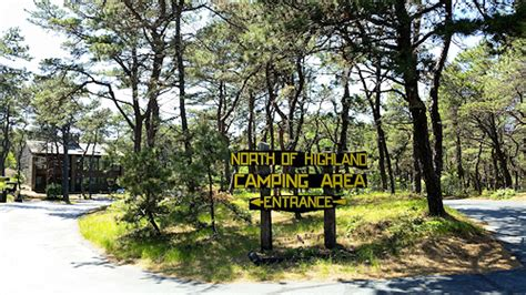 Cape Cod Camping Near The Beach See Why North Of Highland