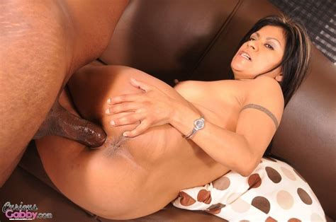 Gabby Quinteros Gets Double The Black Dick In This 3 Way