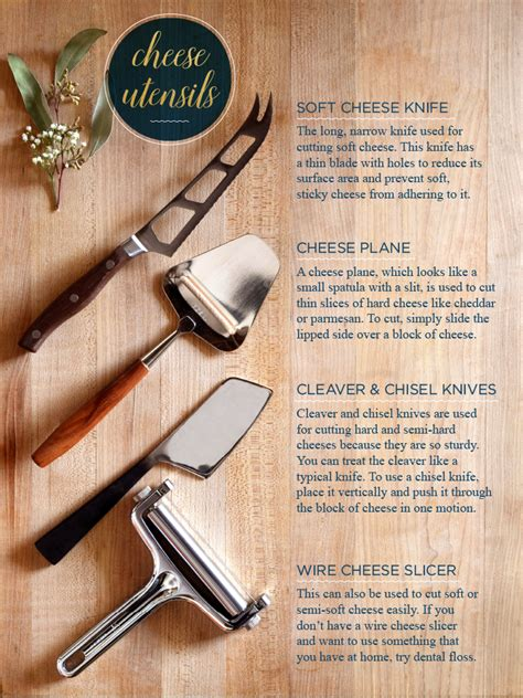 5812 cheese knives guide how to make the cheese platter ftd