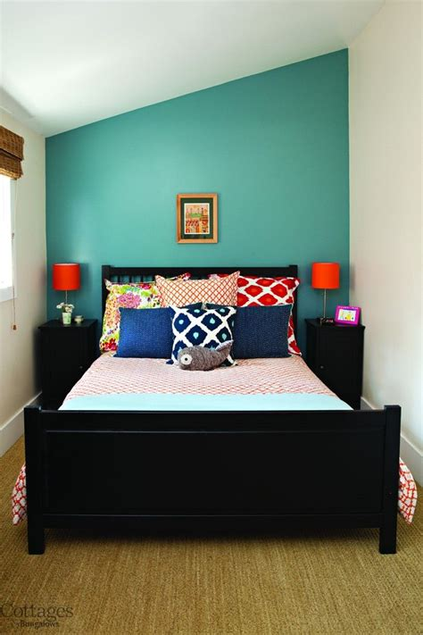 small bedroom colour 25 best ideas about turquoise accent walls on pinterest 13212 | eea840d550701a4fd0f253cb4d1d4831