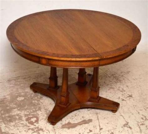 vintage walnut dining table antique extending walnut dining table 253601 6879