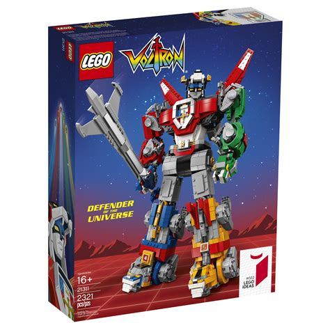 lego ideas 2018 lego ideas voltron 21311 officially announced the brick fan
