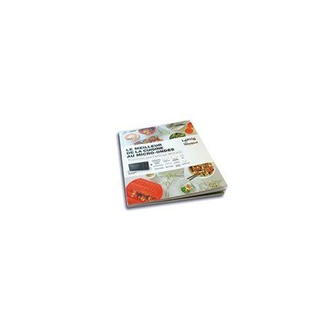 livre de cuisine au micro onde livre de recettes au micro ondes lékué 307350