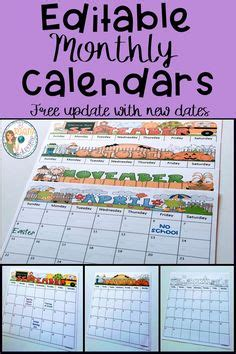 editable calendars lifetime updates