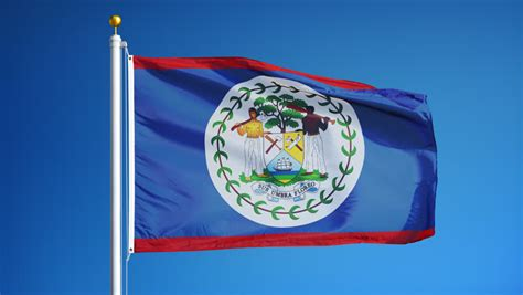 Meaning Of Belize Flag