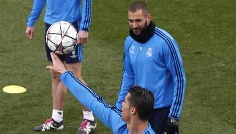 Real Madrid vs. Manchester City: Karim Benzema y Cristiano ...