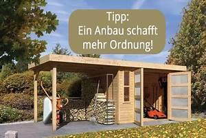 Geräteschuppen Mit Anbau : ger teschuppen aus holz g nstig online kaufen gartenhaus ~ Michelbontemps.com Haus und Dekorationen