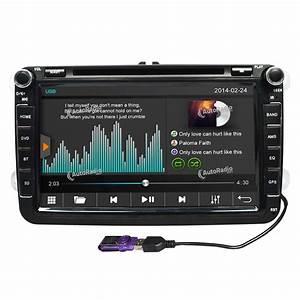 Gps Golf 6 : descubra todas as novidades auto radio gps dvd vw golf ~ Medecine-chirurgie-esthetiques.com Avis de Voitures
