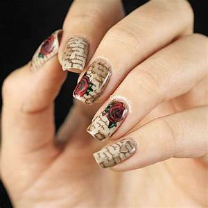 10 love letter nail art ideas for a date With nail on letters