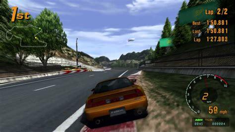 Honda Civic Type R (ek) Hd Ps2 Gameplay