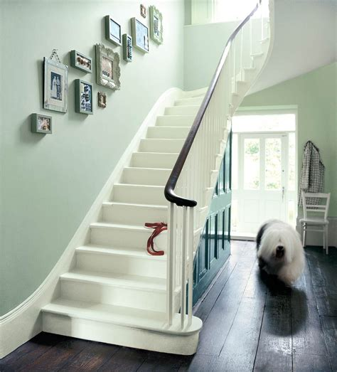 calm wall paint for hallway decorating ideas and small