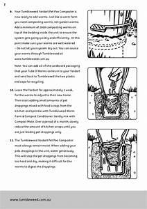 Pet Poop Worm Composting Manual