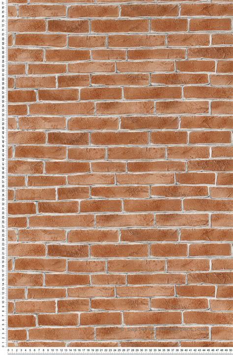 tapisserie cuisine 4 murs papier peint briques papier peint aquamura de